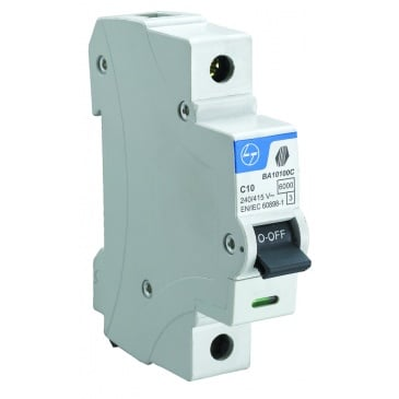Manual Circuit Breaker (MCB)